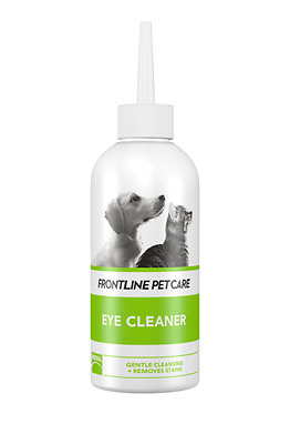 Frontline Petcare Eye Cleaner 125 ml (4.2 oz.) for dogs and cats Free shipping