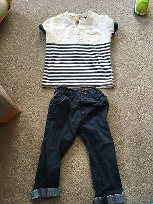 Baby Boys Next Outfit 9-12 Months