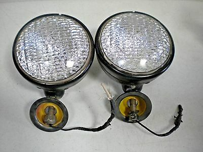 Ford Tractor Original Vintage Tract-o-Lite Headlights