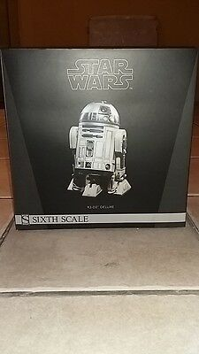 Star Wars Sideshow 1/6 R2-D2 Deluxe No Hot Toys