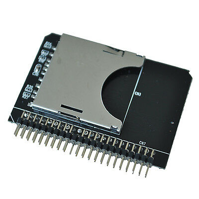 44-Pin Male IDE To SD Card Adapter B9E1