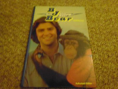 bj and the bear televisdion annual 1980