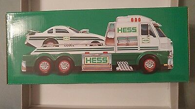Hess 2016 Truck and Dragster-NEW IN BOX !!!