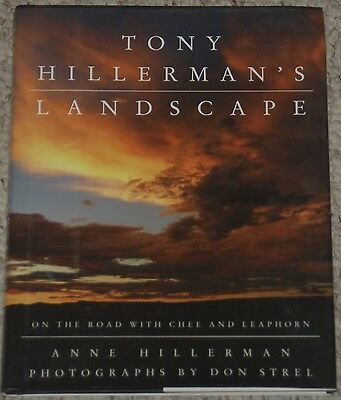 Tony Hillerman's Landscape : On the Road with Chee and Leaphorn by Anne...