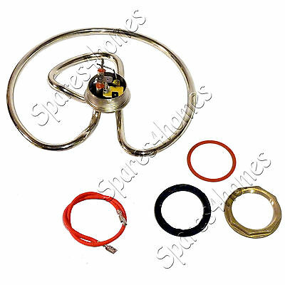 Burco Hot Water Tea Urn Boiler Heating Element 2.5KW OR 3KW With Gasket and Nut