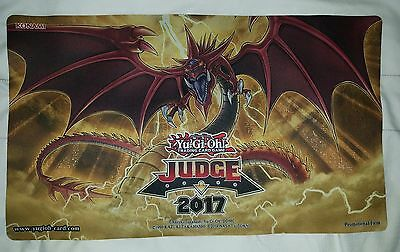 Yu-Gi-Oh 2017 Judge Travel Assist Slifer the Sky Dragon Rubber Playmat