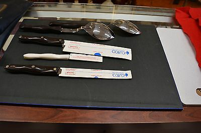 CUTCO ESSENTIALS KNIFE SET 6 Piece NEW!!