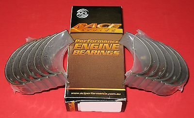 ACL 6B1569H-.25 Race Rod Bearings for BMW E46 M3 S54B32 +.25mm