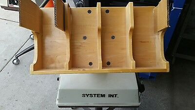 FMC Syntron Jogger J-50 Tabletop 4 Slot Paper Tray J50  Local pick up only