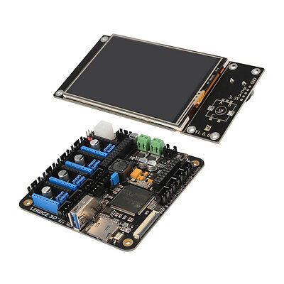 "Motherboard 32bit ARM Controller WiFi 3.5"" Touch Screen DIY for 3D Printer TE722"