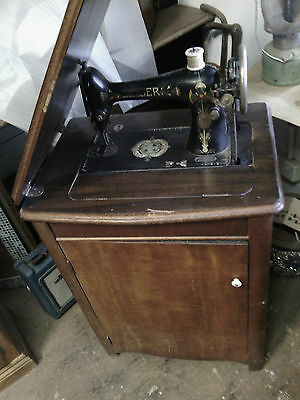 old singer sewing machine  other collectables