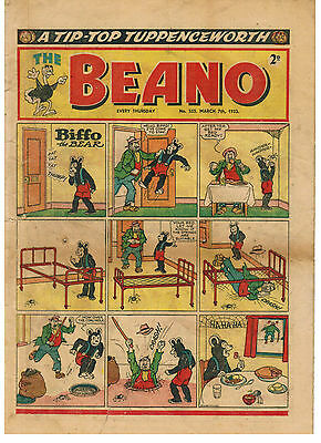 BEANO COMIC No. 555 from 1953