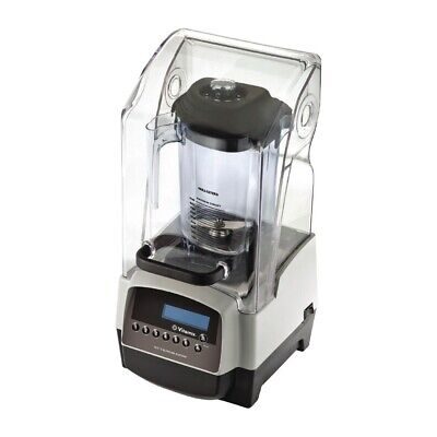 Commercial Vitamix On Counter Table Bench 2Hp Blender Mixer Sound Lid Vm42009