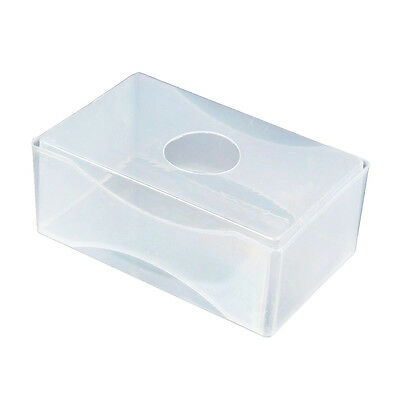 10x Business Card Box Plastic Holders Craft Beads Container Storage Boxes WD