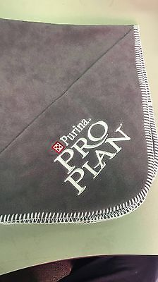 4 X Small Pet Cat Dog Puppy Blanket, Beds Mat Cover Fleece Grey Gorgeous New