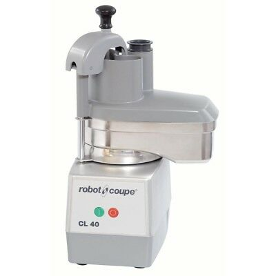 Commercial Robot Coupe Veg Prep Vegetable Cutter Food Processor Machine Cl40