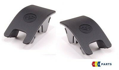 New Genuine Audi A4 B8 A5 Black Isofix Slot Seat Cover Pair (2Pcs) 8T08871874Pk