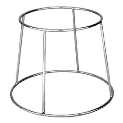 Chrome Plated Platter Stand BARGAIN