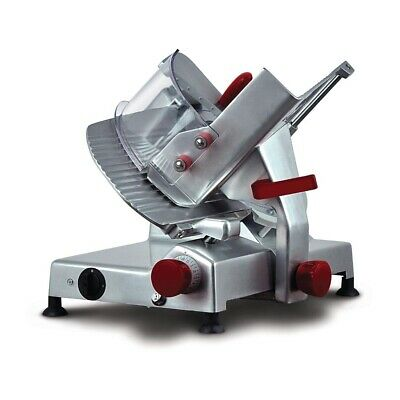 Commercial Noaw Manual Feed Meat Slicer Cutter Butcher Deli Butchery Ns300Hd
