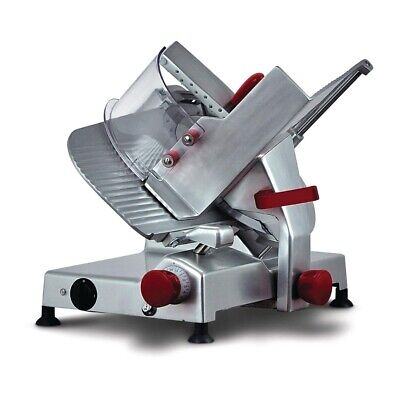 Commercial Noaw Manual Heavy Duty Meat Slicer Cutter Butchery Butcher Ns350Hd