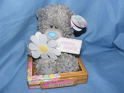 Me To You Tatty Teddy Blue Nose Bear Wonderful Daughter Birthday Gift Present
