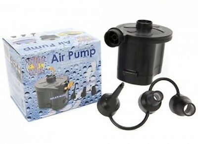 BATTERY POWERED AIR PUMP FROM SUMMIT POWERFUL for Air Bed Inflatables Boat Pool