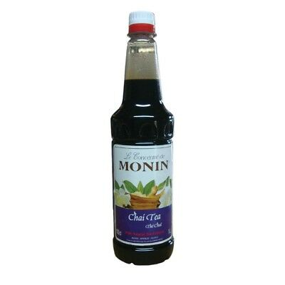 Monin Chai Tea Syrup BARGAIN