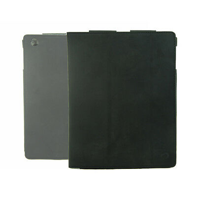 KroO Slip-in Folio Cover Case for Apple iPad (2nd, 3rd and 4th Gen)