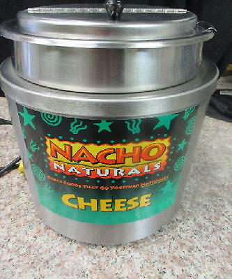 American Permanent Ware Inc. Cheese Warmer