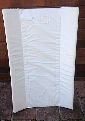 Infa Secure Change Mat White