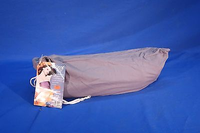 LOT Savage Muslin 10' x 12' Gray accent backdrop SD1212 #L1199M