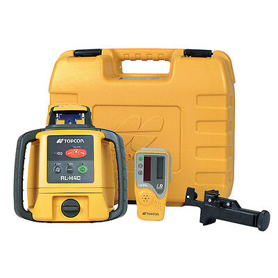 New Topcon Model RL-H4C DB (Alkaline) Rotating Laser Level