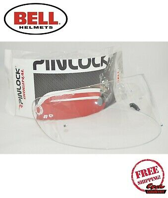 Bell Vortex Qualifier Star Revolver Evo Rs-1 Pinlock Pin Lock Face Shield Visor