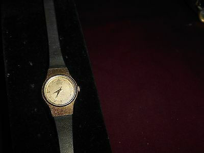 Gold Colored Seiko Quartz Watch- Doesn't Work
