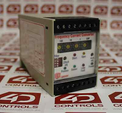 Bramco A00713 Frequency Current Converter - Used