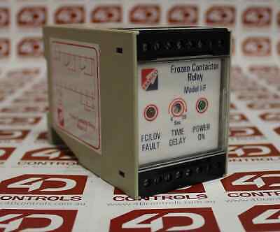 Bramco A00210 Frozen Contactor Relay i-F - Used