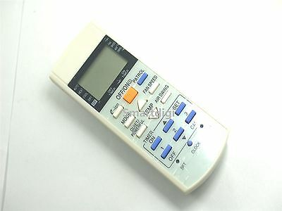 Replacement Air Conditioner Remote Control for Panasonic mode A75C3762, A75C4149