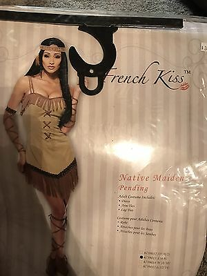 Size S Indian Halloween Costume