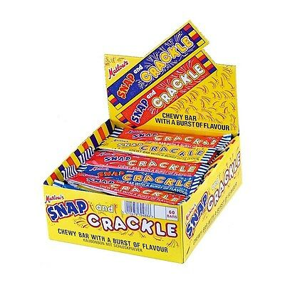 Snap and Crackle 60 pack