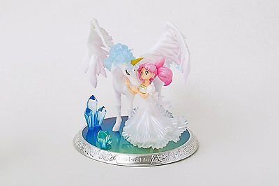 *NEW* Sailor Moon: Chibi-Usa and Helios Figuarts ZERO Chouette PVC Figure