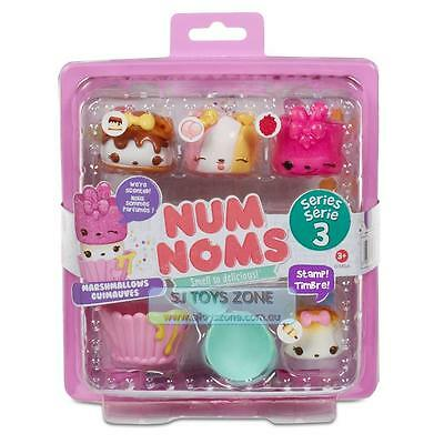 Num Noms Starter Pack Toy Series 3 Wave 1 Marshmallows