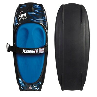 2017 Jobe Streak Performance Kneeboard, Black Blue or Green. 61200