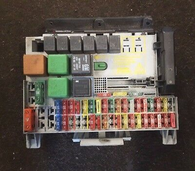 vauxhall vectra b fuse box wiring diagram manual rh alzaimunited com Opel Omega B Back opel vectra b fuse box diagram