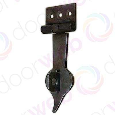 Iron HASP STAPLE Antique Tee Gate Box Chest Safety Vintage Security Lock