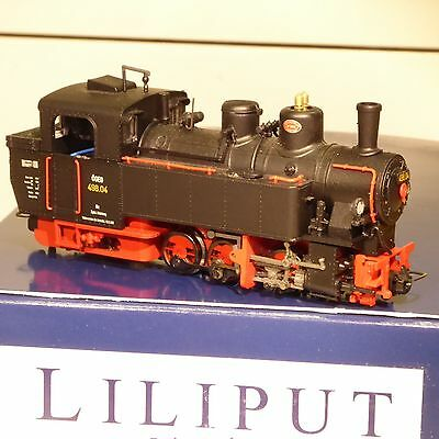 Liliput 141494 Tender Type Uh ÖGEG Rh 498.04 Ep.5 H0e Narrow gauge, Sound + LED
