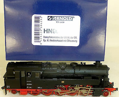 BR 95 0009 1 Steam locomotive DR Ep4 construction vessel Oil Arnold HN9027 TT 1: