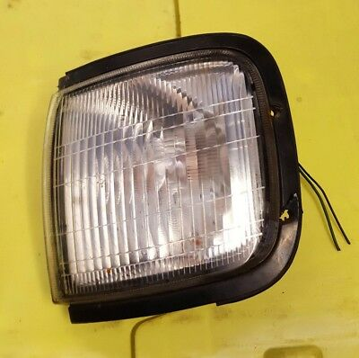 TOYOTA CARINA E 1992-1997 FRONT INDICATOR CLEAR PASSENGER SIDE N//S