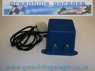 Greenhills Scalextric Transformer Power Pack (Blue Square Type) 12v C918