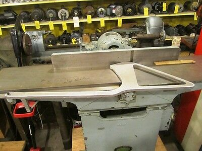 """Crescent 8"""" Light Jointer Blade Guard and Attachment Stud (Reproduction)"""