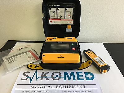 Physio Control Lifepak 1000 AED /TESTED